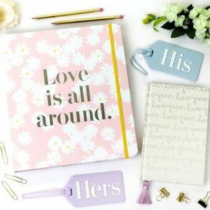 NWT Kate Spade Bridal Planner / Binder